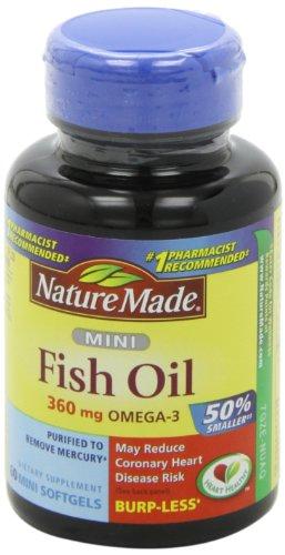 031604026035 - Nature Made Ultra Omega-3 Minis Fish Oil ,360 Mg Omega-3,  60-Count carousel main 8
