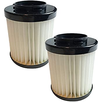 Think Crucial 2 Replacements for Dirt Devil Style F22 & F26 Filter, Compatible With Part # 1LV1110000, Washable & Reusable