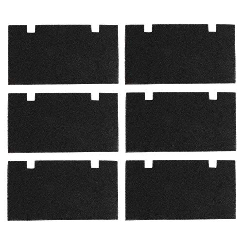 BougeRV 6 Pack RV A/C Filters RV Replacement 14 x7-1/2 Air Conditioner Filters RV Accessories