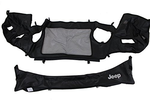 Genuine Jeep Accessories 82204176AB Front End Cover