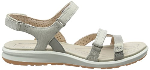 Sandali Rose Cruise ECCO da Grey Donna Gravel Dust Arrampicata Silver II wTx4UF