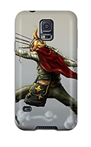 High Quality Caronnie One Piece Skin Case Cover Specially Designed For Galaxy - S5