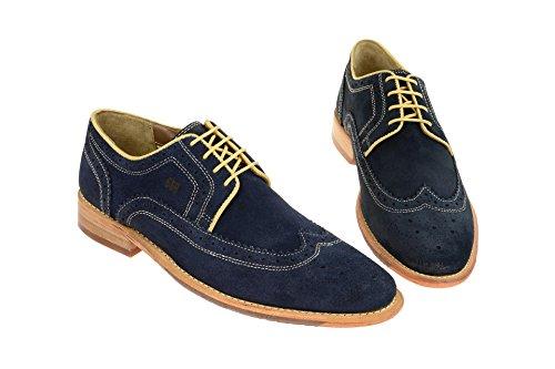 Gordon & Bros S160751 Herren Businessschuhe Navy