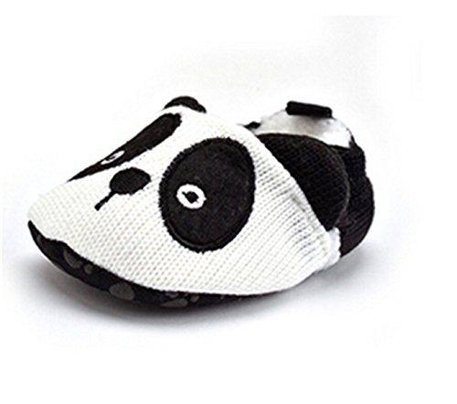 Summens Babyschuhe Karikatur Lauflernschuhe Krabbelschuhe Schuhe Krippeschuhe 3~12Monate Panda