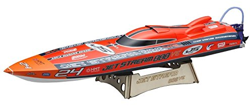 Jet Electric (KYOSHO electric racing boat Jet stream 888VE Readyset with KT-231P)