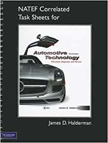 NATEF Correlated Task Sheets for Automotive Technology ...