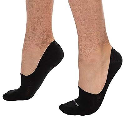 Calvin Klein 2-Pack Nicky Invisible Socks