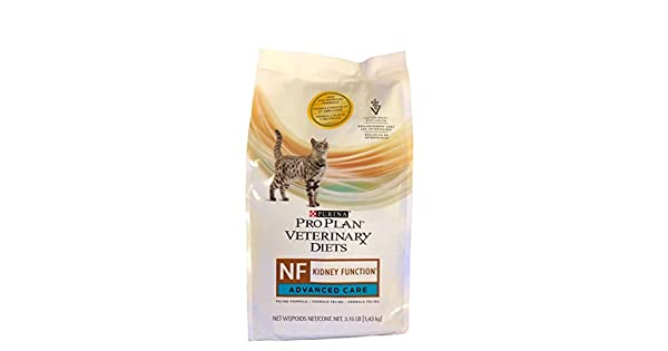 Amazon.com: Purina Veterinary Diets comida de gato NF ...