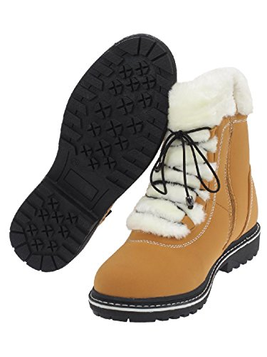 Chaussures Camel l Alpes Beige vertigo Verner Montantes Mid EwXESfq