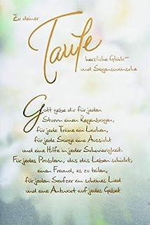 Karte Patenkind Zur Taufe Taufkarte Junge Taufkarte