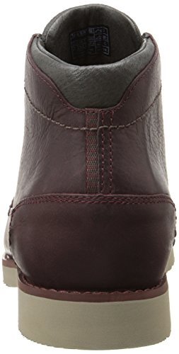 Leather Men's Durban Boot M Mahogany Teva 0Uq4tw