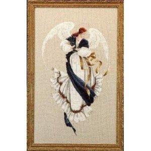 Angel of Hope Cross Stitch Pattern (Angel Cross Stitch Pattern)