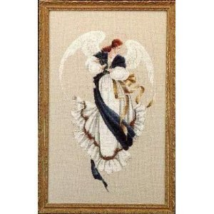 - Angel of Hope Cross Stitch Pattern