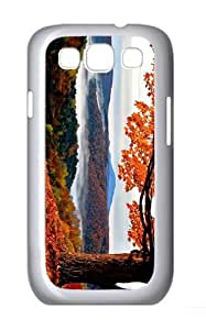 top covers Red Autumn PC White case/cover for Samsung Galaxy S3 I9300