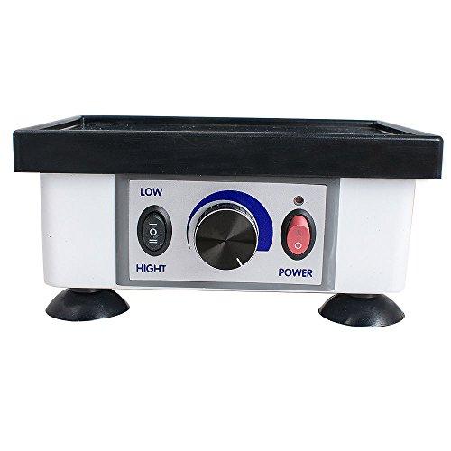 Dental Portable Large Square Quartet Vibrator JT-51 Dental Clinic Lab Equipment Oscillator Max Load 3KG by Purple-Violet