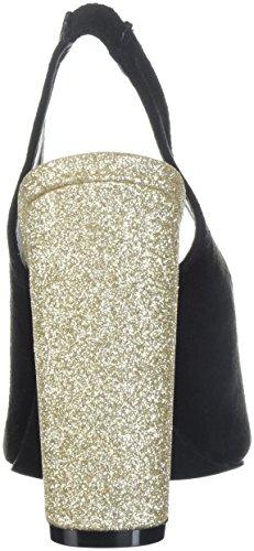 Michael Antonio Womens Hollin Dress Pump Zwart