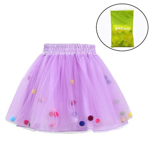 Tutu Skirt GoFriend Baby Girls Tulle Princess Dress