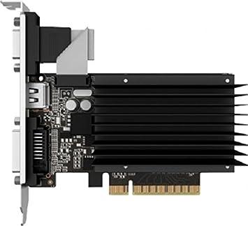 Palit NEAT7300HD46H - Tarjeta gráfica (PCI-E GT730 2048 MB Passive 64bit DDR3 DVI/HDMI/VGA)