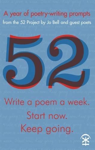 Download 52: Write a Poem a Week. Start Now. Keep Going pdf epub