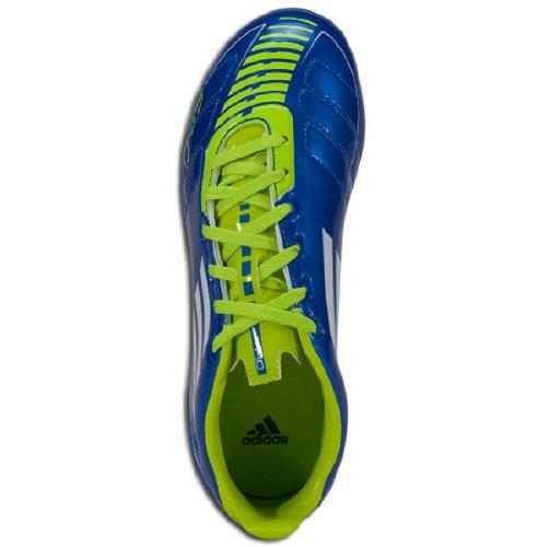 adidas F10 TRX FG Junior blau