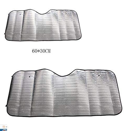 Protezione Auto Parabrezza Parasole Parasole Casuale Pieghevole Auto Parabrezza Copertura Anteriore Posteriore Blocco Finestra Parasole feb14