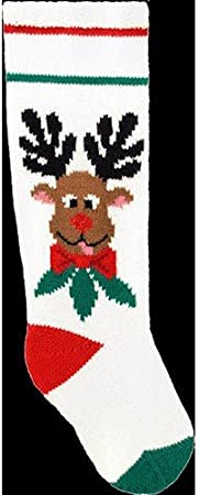 Googleheims Christmas Stocking Kits Santanooga Choo Choo