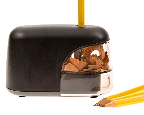 Generic Office Electric Pencil Sharpener, Compact and Portable by Generic