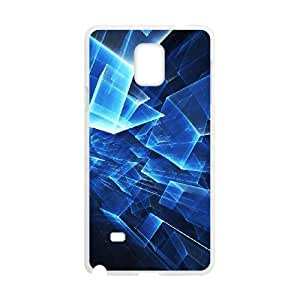 Samsung Galaxy Note 4 Cell Phone Case Covers White Abstract as a gift A5865785
