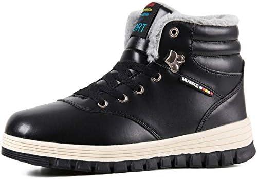 スノーシューズ ブーツ メンズ 防滑 防水 防寒のスノーブーツ 雪靴 アウトドア 通勤用(11色オプションの選択)