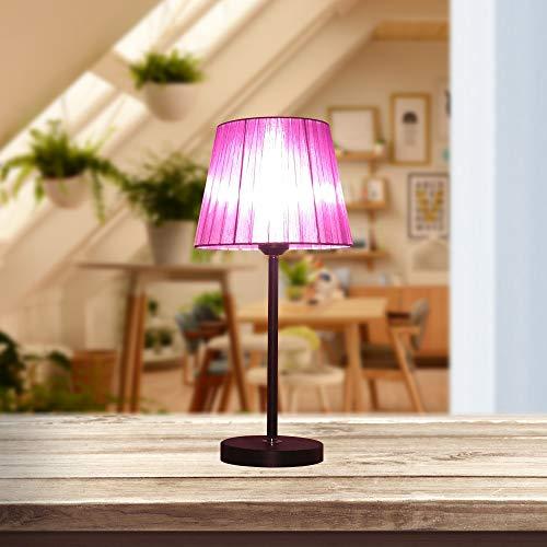 Amazon.com: Windsor Home Deco WH-63317Purple - Lámpara de ...