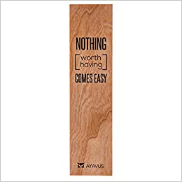 Amazonin Buy Nothing Worth Having Comes Easy Inspirational Quotes