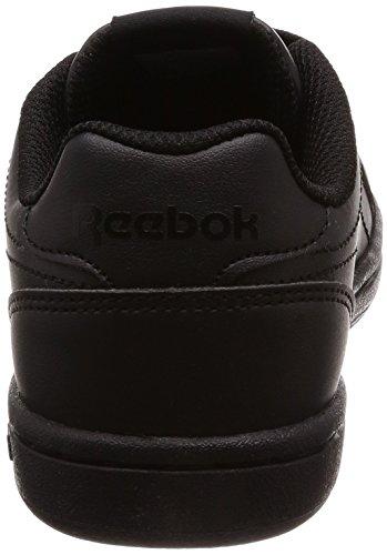 CLN Mixte Royal Complete Sneaker Basses Noir Reebok Blackblack Enfant OwTHqRSx
