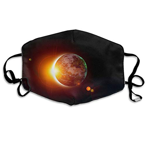 (YUANSHAN Dust Mask Solar Eclipse Sun Outdoor Mouth Mask Anti Dust Mouth Mask for Man)