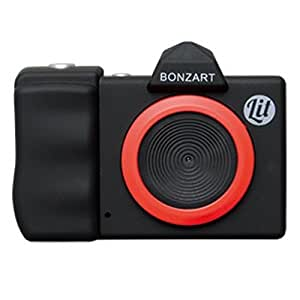 Bonzart LIT Digital Camera Black