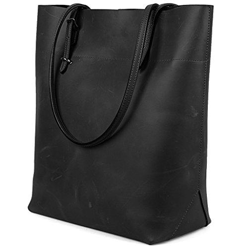YALUXE Vintage Leather Shoulder UPGRADED