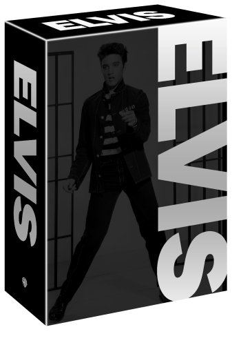 Elvis Presley Collection Various Warner Bros. Home Video Movie Drama