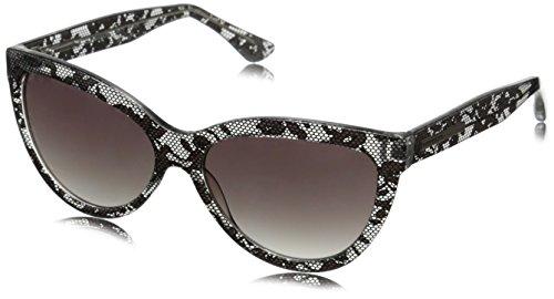 BCBGMaxazria Women's BCB873COM5716 Lace-Print - Sunglasses Bcbgmaxazria
