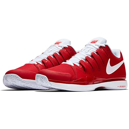 Galleon - Men's Nike Zoom Vapor 9.5 Tour (Winter 2017 Colors) (10,  UNIVERSITY RED/WHITE)