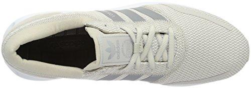 adidas Los Angeles, Scarpe da Corsa Unisex-Adulto Multicolore (Cbrown/Silvmt/Ftwwht)
