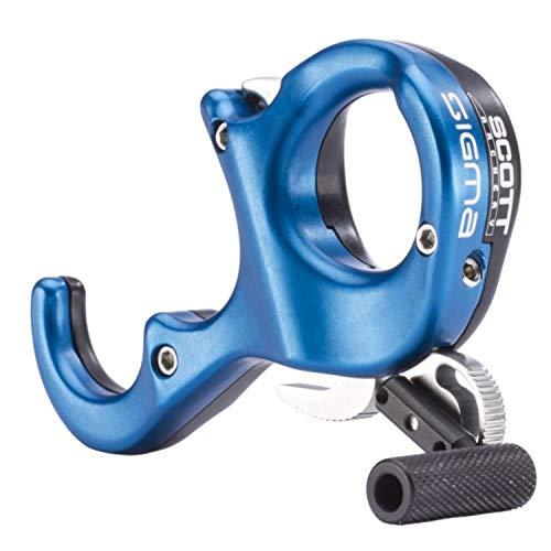 Scott Archery Sigma Release Black/Blue 3 Finger