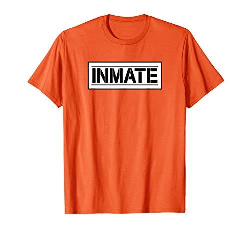 Orange Prisoner Costume Shirt - Halloween Costumes Toddler]()
