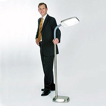10 000 Lux Tageslicht Vollspektrum Stehlampe 70watt Amazon De Beleuchtung