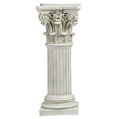 Design Toscano The Corinthian Pillar, Large
