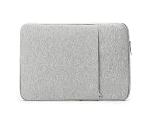 15 Inch Laptop Sleeve Carry Case Notebook Tablet Bag For Macbook Mac Air Pro Retina Grey