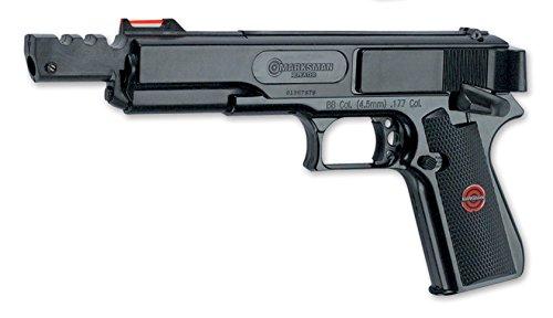 (Marksman Model 2002 Repeater air pistol)