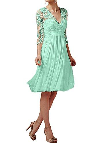 TOSKANA BRAUT - Vestido de novia - trapecio - Mujer Mintgruen