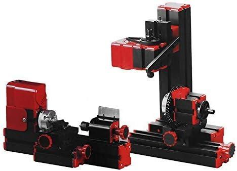 WXQ-XQ DIYツール旋盤8 1にミニ多目的マシンDIY木工モデルツール旋盤フライスMachineKitを作ります