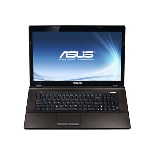ASUS A73SD-TY054V ordenador portatil - Ordenador portátil (Portátil, Marrón, Concha, 2.5 GHz, Intel Core i5, i5-2450M): Amazon.es: Informática