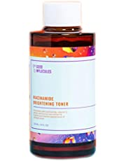 Good Molecules Brightening Toner 4 Fl. Oz! Formulated with Tranexamic Acid and 4% Niacinamide! Improves The Appearance of Age Spots, Acne Scars, Hyperpigmentation, and