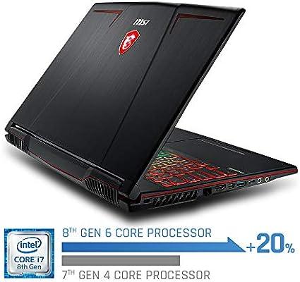 Msi Gp63 Leopard 077 15 6 Performance Gaming Laptop I7 8750h 6 Cores Nvidia Geforce Gtx 1060 6g 256gb Nvme Ssd 1tb Hdd 16gb Ram Win 10 Vr Ready Rgb Kb Amazon Sg Electronics